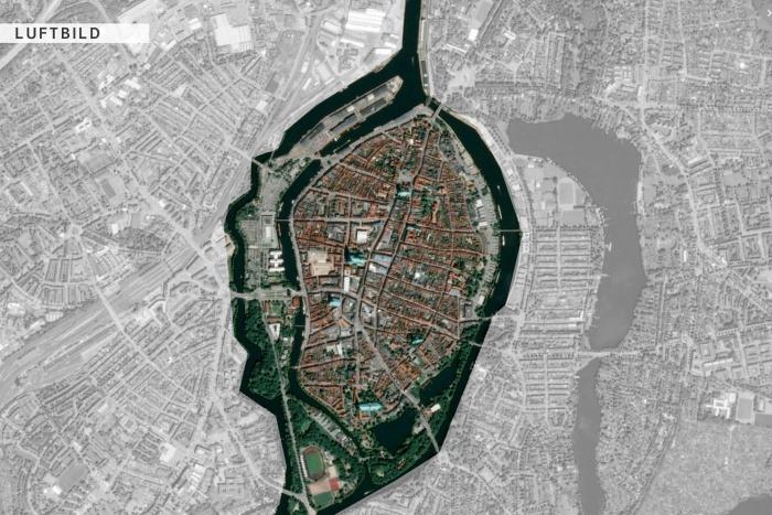 Konzept für Wallhalbinsel Lübeck präsentiert