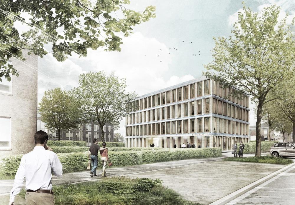 Bürogebäude Emde&Partner