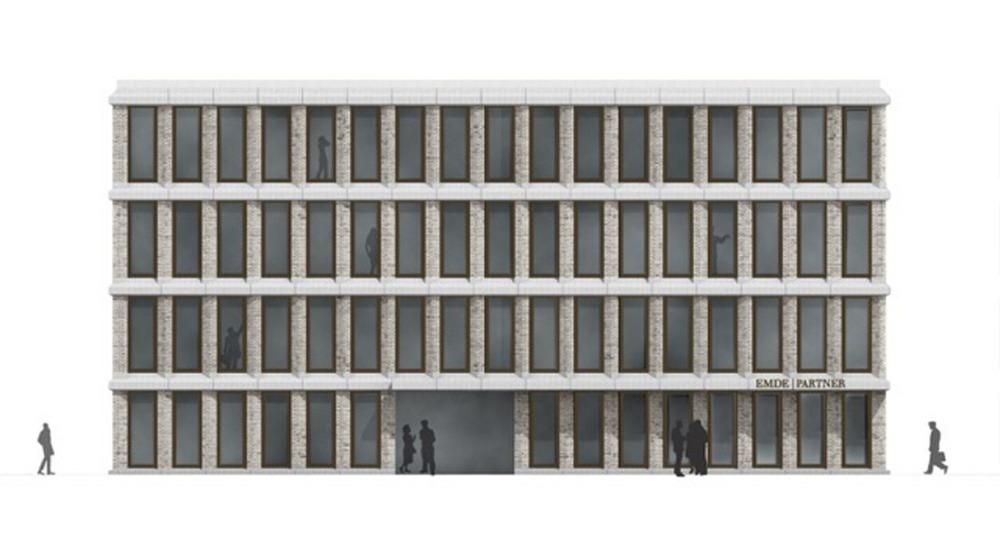 Emde+Partner 04 Fassade