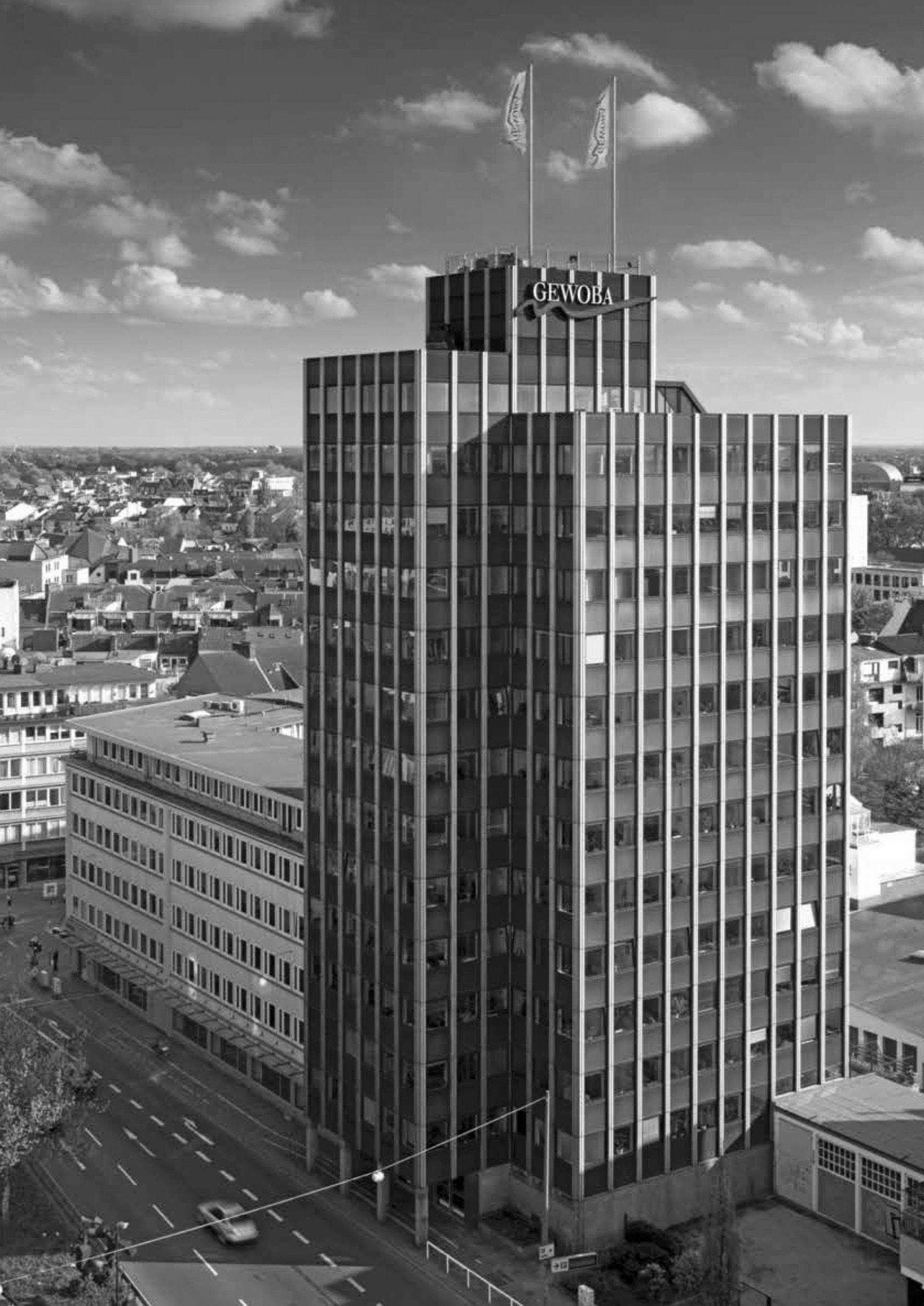 GEWOBA Hochhaus Bremen 08 Bestand