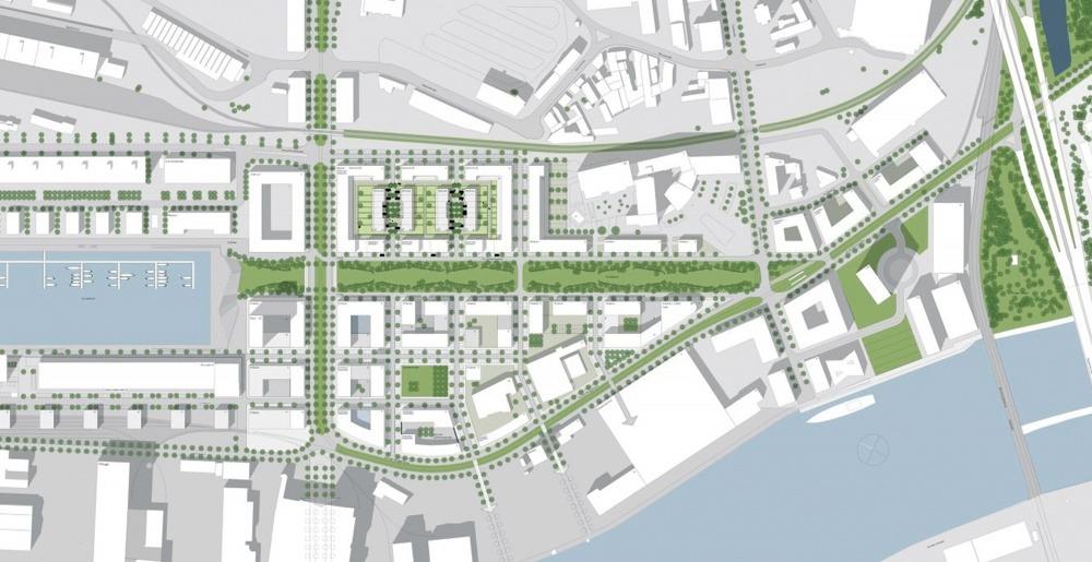 Hafenvorstadt 02 Lageplan