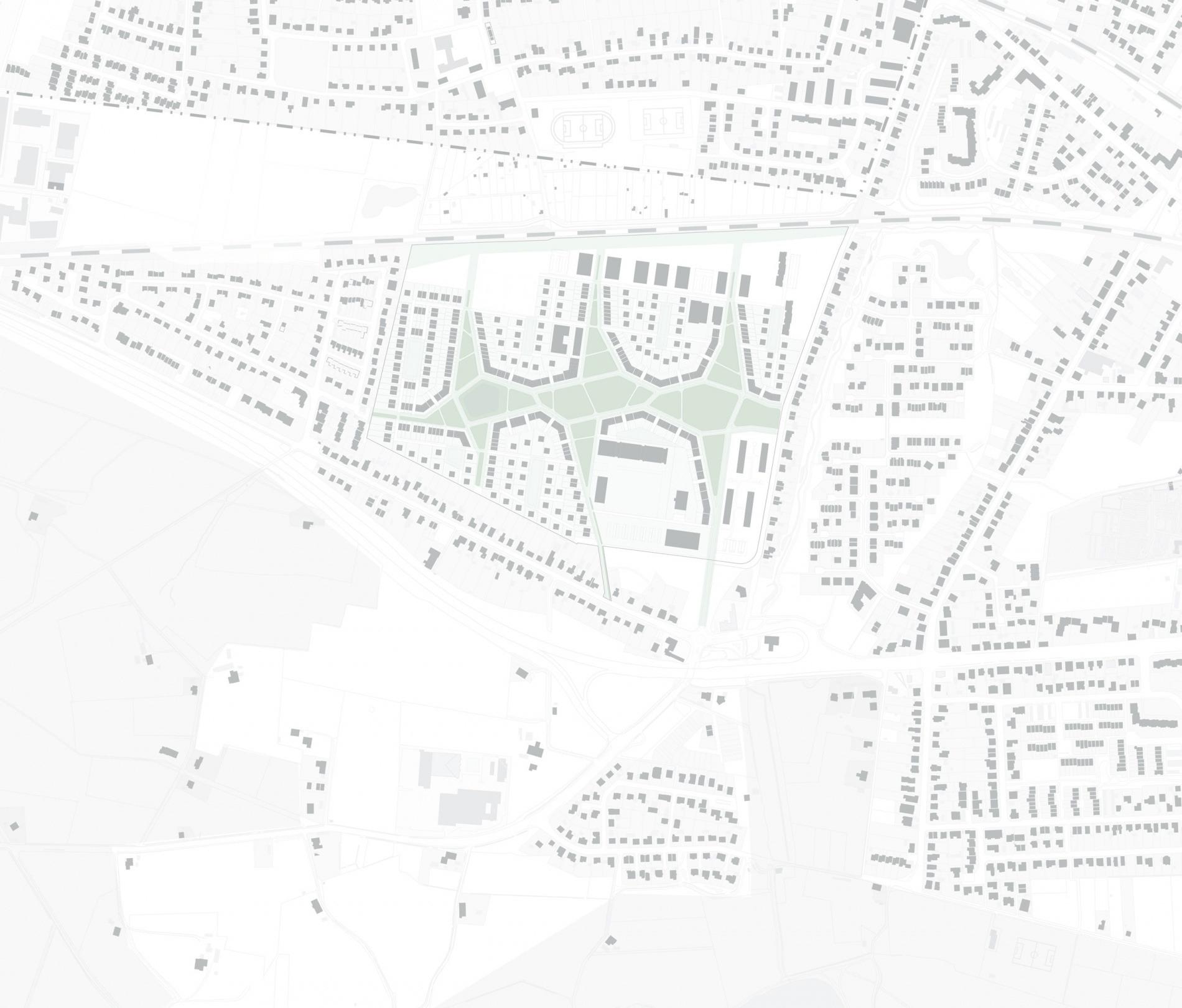 Landwehrkaserne Osnabrück 04 Situationsplan
