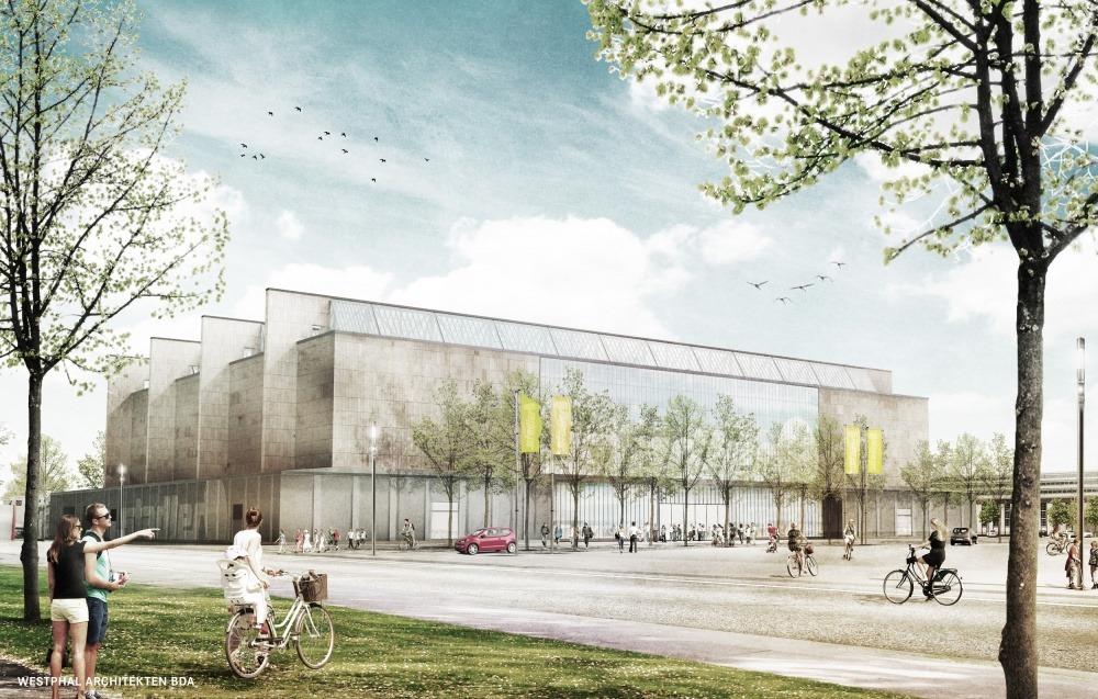 Messehalle 15 Leipzig