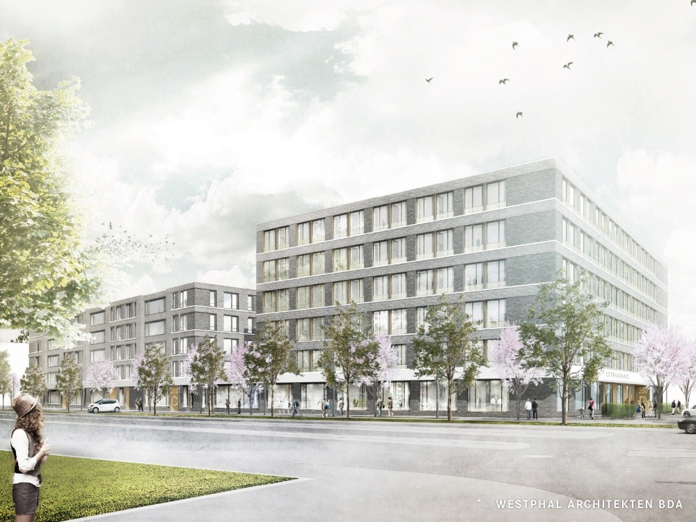 Bürogebäude Podbielskistrasse Hannover