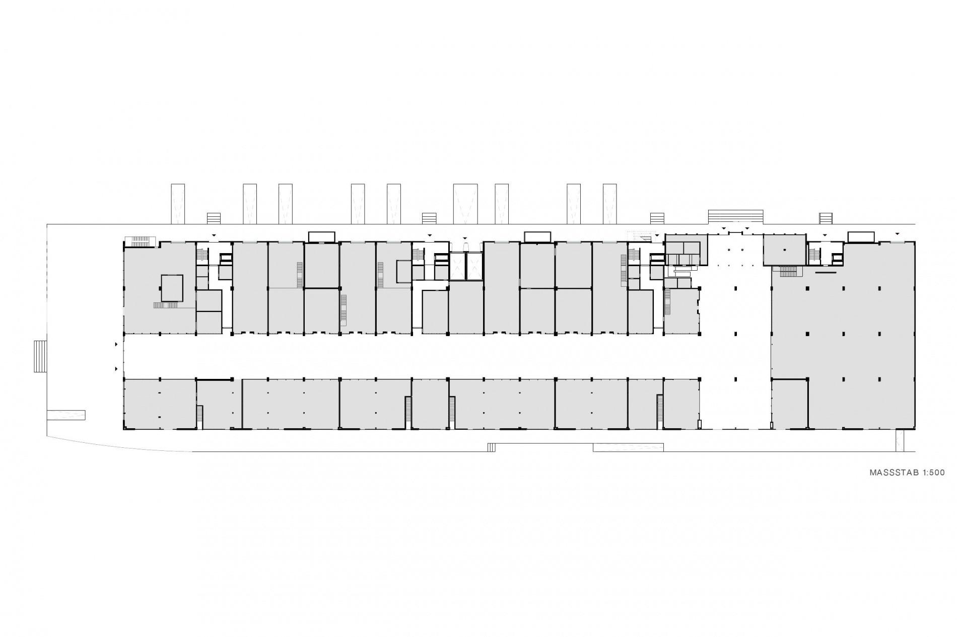 Schuppen Eins 11 Zeichnung Erdgeschoss_000001