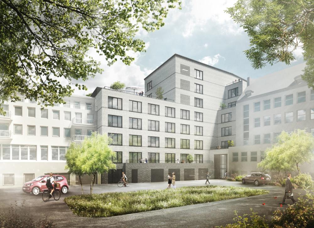 HAW _Schwanengatt Westphal Architekten BDA
