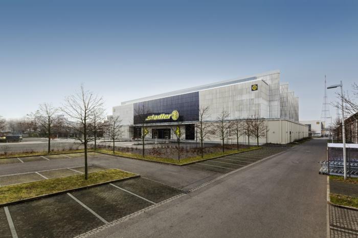 Messehalle M15 Leipzig