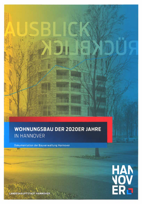 Wohnungsbau der 2020er Jahre in Hannover