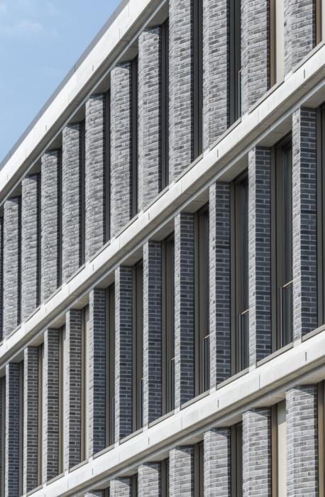 Neue Fassaden im Technologiepark