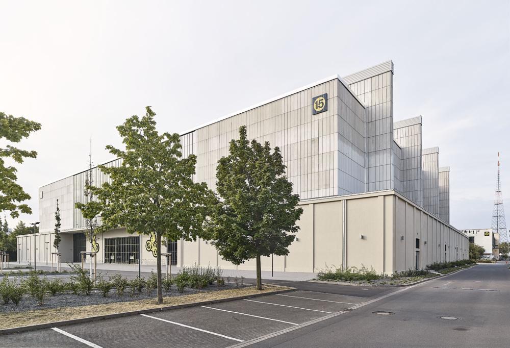 Messehalle 15 Alte Messe Leipzig