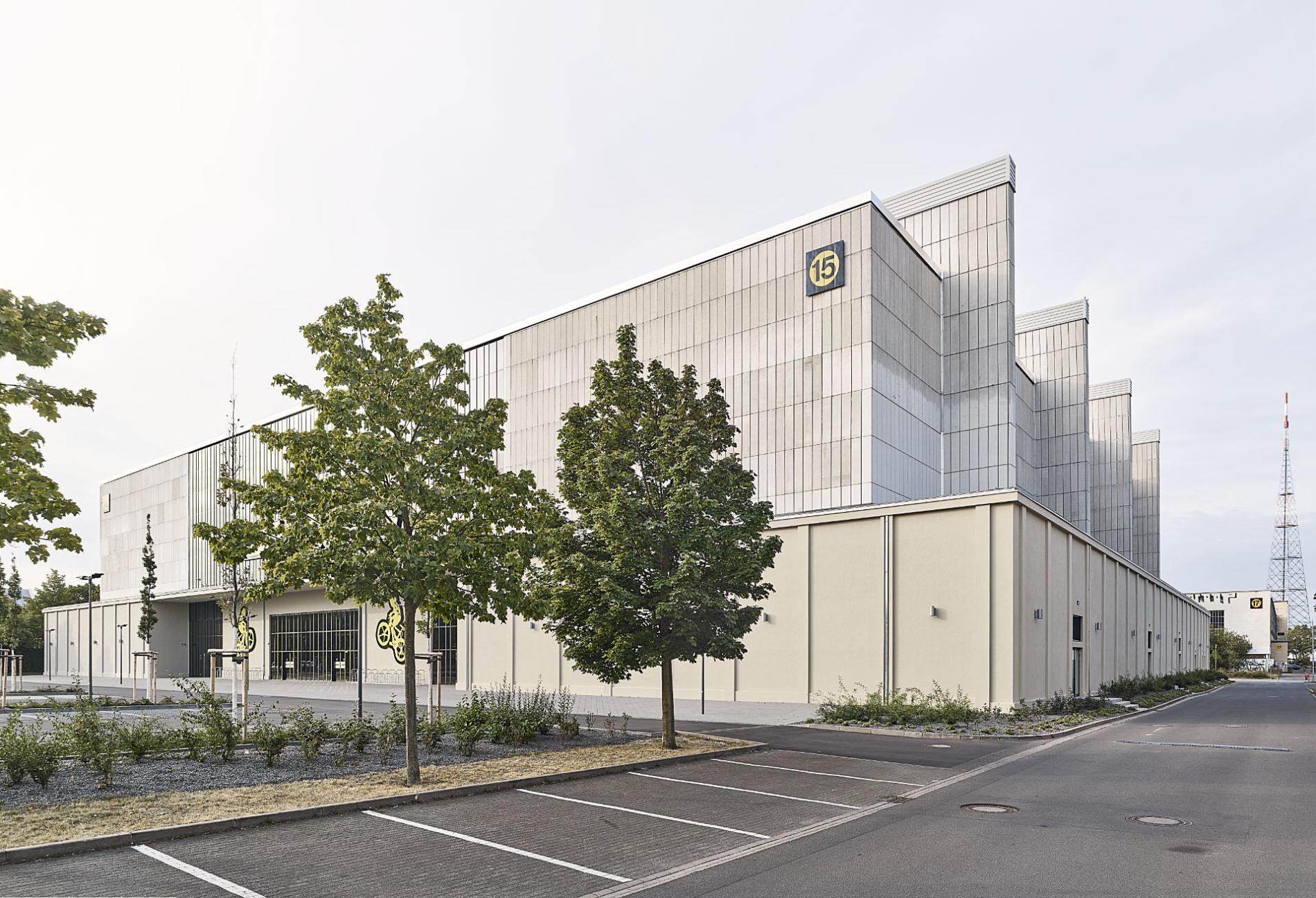Hochschule Zittau/Görlitz, Haus ZI; Sanierung Haus Z1, 2.Bauabschnitt