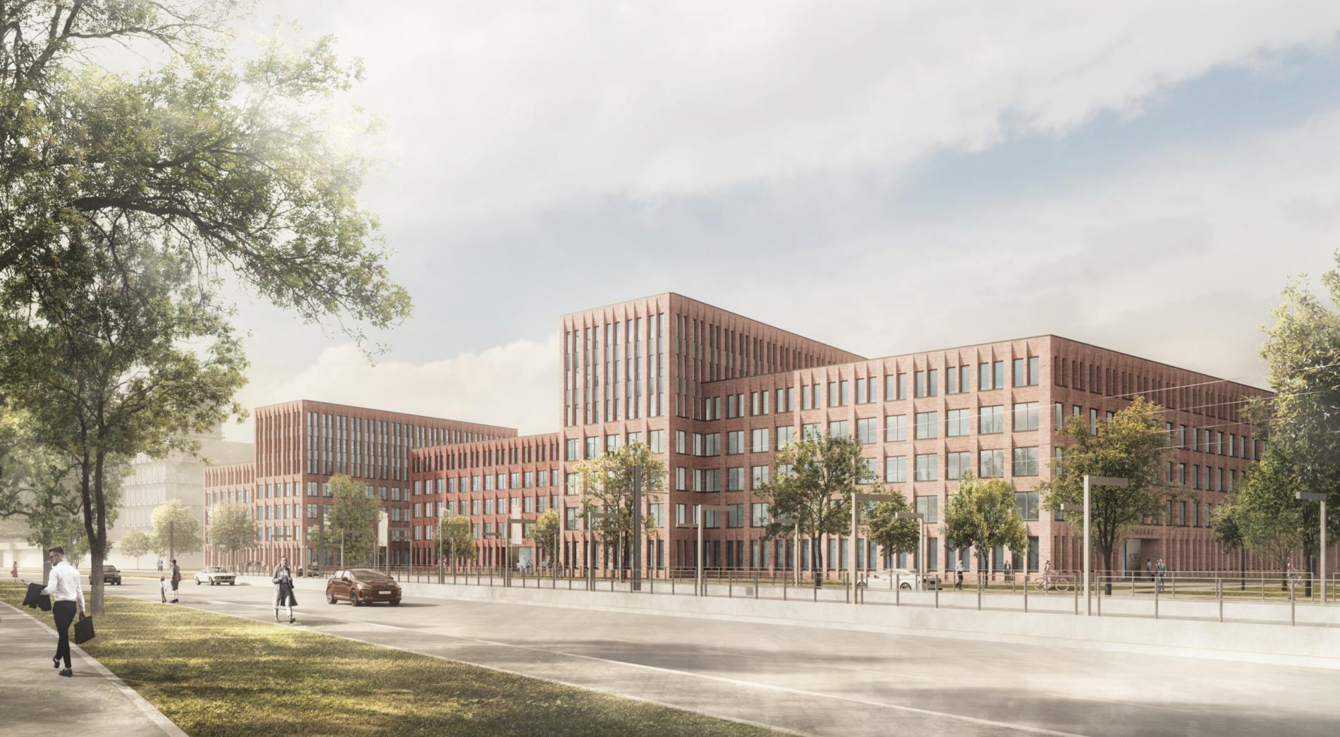 Wettbewerb Hannover Bothfeld – Neuentwicklung eines Bürostandortes